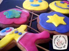 Super galletas para niños COCINA Y RECETAS DE ANNA
