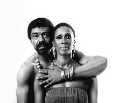 Alvin Ailey and Judith Jamison the hearts and souls of the Alvin Ailey Dance Theater