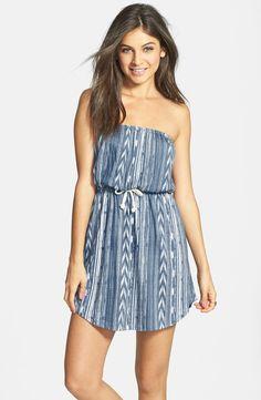 Beach-worthystrapless dress