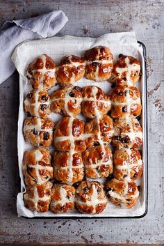 Easter is around the corner and this chocolate chunk hot cross bun recipe is a must-try.