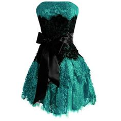 Ever Beauty Strapless Lace Ruffle Short Prom Cocktail Dresses with... ($60) ❤ liked on Polyvore featuring dresses, short dresses, short lace dress, short strapless dresses, ruffle dress and strapless lace dress
