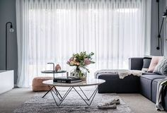 Hannah blackmore photography interior homes photography oh eight oh nine for adore magazine scandi living room