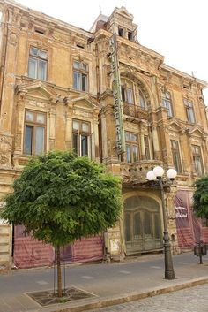 Centrul istoric al municipiului Brăila Beautiful Castles, Beautiful Buildings, Bucharest Romania, Historical Monuments, Architecture Old, Places To Visit, Anna, Around The Worlds, Europe