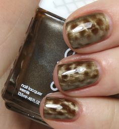 Essie. I thought I was over magnetics til I saw this!
