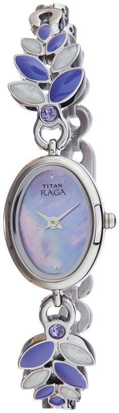 Titan Raga #Mother of Pearl