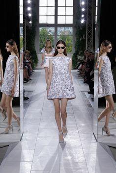 Balenciaga - Spring/Summer 2014 Paris Fashion Week