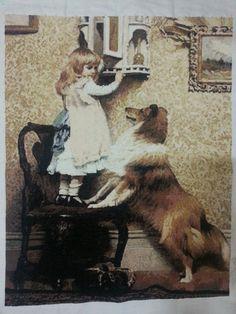 소녀와 개