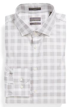 Calibrate Slim Fit Non-Iron Dress Shirt | Nordstrom