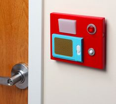 Try this Star Trek electronic door chime when knocking just isn't enough. Now when you lock yourself out of your room at 2am, you can easily wake up your roommate and not have to deal with the RA.