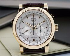 A. Lange & Sohne Watch 404.032 Double Split Rattrapante Flyback, 404035…
