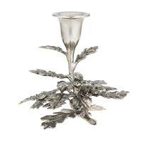 Oak Leaf Candleholder