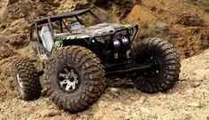 AX90018 - Axial Wraith 4WD Rock Racer RTR 1:10 - CKRC Hobbies   #ckrchobbies