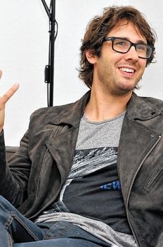 Josh Groban is such a cutie pie
