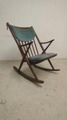schommelstoel van Frank Reenskaug
