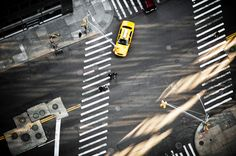 The Intersection Project by Navid Baraty