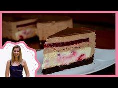 Sweet Recipes, Cake Recipes, Dessert Recipes, Summer Desserts, Fun Desserts, Hungarian Recipes, Cakes And More, Cake Designs, Vanilla Cake