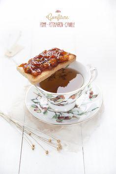 100 % Végétal: { Vivement Noël } Confiture pomme-potimarron-cannelle#.VB8WSOcvb8E