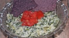 Creamy, Hot Spinach Artichoke Dip Recipe (Appetizer Time) -- Watch Divas Can Cook create this delicious recipe at http://myrecipepicks.com/3051/DivasCanCook/creamy-hot-spinach-artichoke-dip-recipe-appetizer-time/