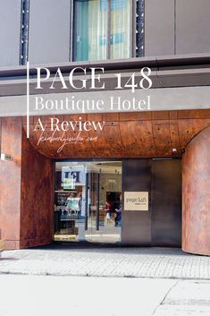 Page 148 Boutique Hotel Hotel Branding, Branding Kit, Pocket Wifi, Busy Street, Bright Rooms, Urban City, Bus Stop, Room Tour, Hotel Offers