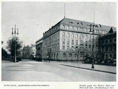 Innendecoration 1908 Berlin Hotel Adlon b | de.wikipedia.org… | Flickr