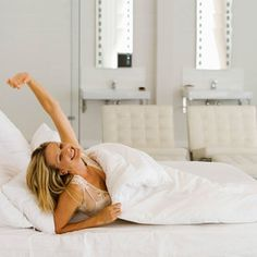 Yoga Poses You Can Do in Bed