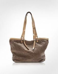 Francesco Biasia S. Monica - Leather Shoulder Bag
