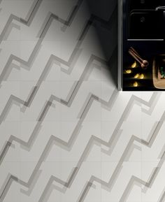 giulio iacchetti lays out a labyrinth of flooring tiles for ceramiche refin