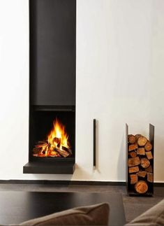 contemporary fireplace ideas on world of architecture  Twenty Modern Fireplace Ideas architecture  photo