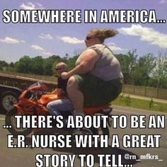 This is too funny not to share!! #rn #nurse #er #paramedic #emt