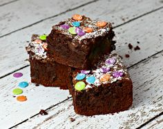 Ultimate Fudgy Brownies from CulinaryEnvy.com