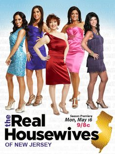 Real Housewives of New Jersey Season 3