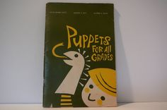 Puppets for all Grades, 1960