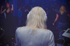 DJane Mirjami in Vegas Club