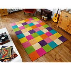 Found it at Wayfair.co.uk - Gio Hand-Tufted Multi-Coloured Area Rug