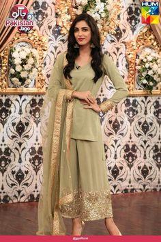 Model and actress Maya Ali