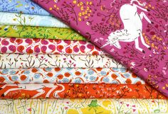 Far, Far Away by Heather Ross for Windham Fabrics - Fat Quarter Shop
