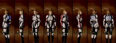 I will update this blog every few days with my build progress on the N7 Armor from Mass Effect 2. I am making a matching set, one male version and one female version. Step one: Reference I ended up…