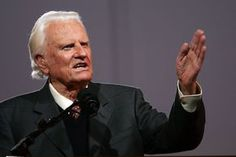 "Billy Graham Called American Indian Tribes ""A Sleeping Giant"""