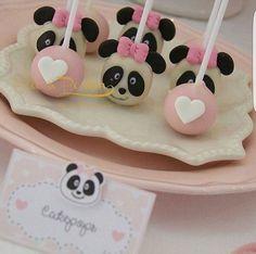 (notitle) - berul temel - Panda Birthday Cake, 11th Birthday, Panda Food, Bolo Panda, Panda Baby Showers, Panda Bebe, Panda Cakes, Children's Church Crafts, Panda Party