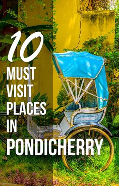 Come read on how I explored the beautiful Pondicherry. Don't forget to save