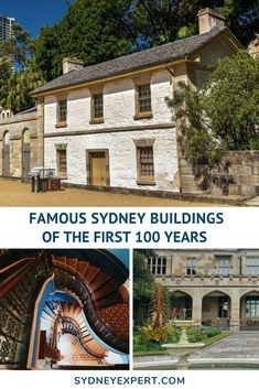 Famous Historic Buildings in Sydney Famous Sydney Buildings and Architecture of the first 100 years. This list of Sydney's most interesting colonial buildings is the perfect starting point for anyone wanting to learn more about the history of Sydney Sydney Australia, Western Australia, Australia Travel, Visit Australia, Hyde Park Barracks, Terrace Building, Victoria Building, Sydney Beaches, Sydney City