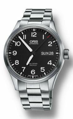 cfc9b60811e Oris Pro Pilot 01 748 7710 4164 Mens Watches is available to buy in our  range of watches.