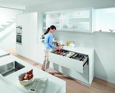 Blum Wide #Kitchen Drawer Unit