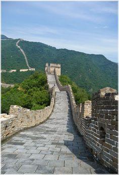 Chinese muur, China ©Inge Beltman