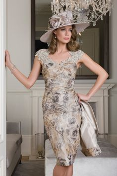 John Charles 2016 Mother of Bride Dresses - Mothers- Mother bride ...