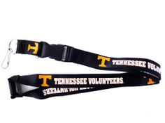 NCAA Tennessee Vols Volunteers Clip Lanyard Keychain Id Ticket Holder - Black NCAA Tennessee Vols V by aminco. $10.50. SUPPORT YOUR FAVORTIE TEAM. YOU WILL NOT BE DISAPPOINTED WITH THIS PRODUCT.  GREAT FOR  ANY SPORTS FAN.