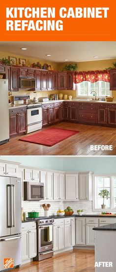50 best refacing kitchen cabinets images in 2019 rh pinterest com