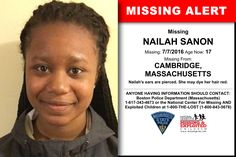 Have you seen this child? Missing Child, Missing Persons, Have You Seen, Did You Know, Missing And Exploited Children, Cambridge Ma, Amber Alert, Ww Points, Losing Someone