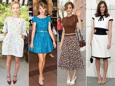 Estilo ladylike: inspire-se nas famosas para investir em looks delicados
