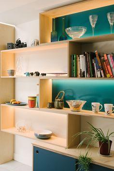 Blue Plywood Kitchen - Wood & Wire - Bespoke Kitchens - Yorkshire Find inspiration for your next blue plywood kitchen - Wood & Wire - Yorkshire - Bespoke Plywood Kitchen & Furniture Manufacturers Modular Furniture, Furniture Showroom, White Furniture, Plywood Furniture, Kitchen Furniture, Luxury Furniture, Cool Furniture, Furniture Design, Repurposed Furniture